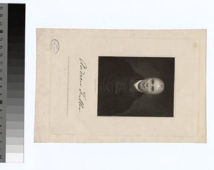 Portrait of A. Fuller