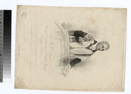 Portrait of W. V. Fryer