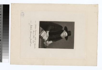 Portrait of J. Frewen