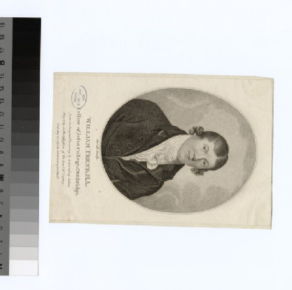Portrait of W. Frend