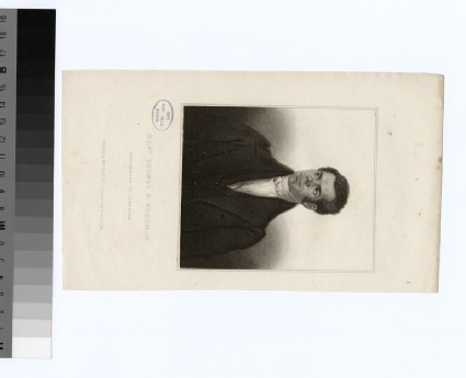 Portrait of T. B. Freeman