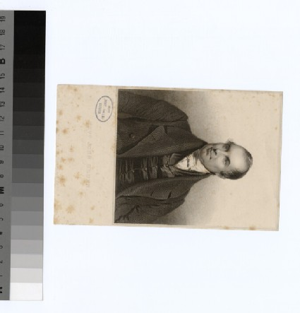Portrait of J. Geden