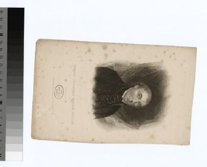 Portrait of C. W. Gericke