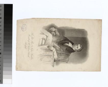 Portrait of J. Geddes