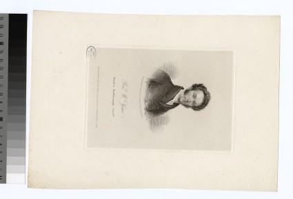 Portrait of W. Gear