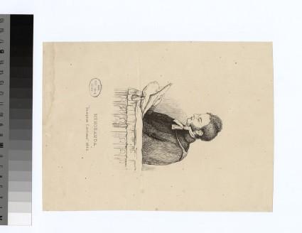 Portrait of Revd J. Garbet