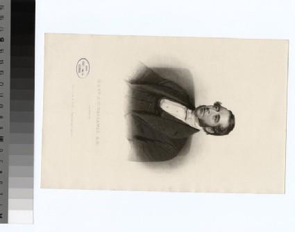 Portrait of J. C. Gallaway