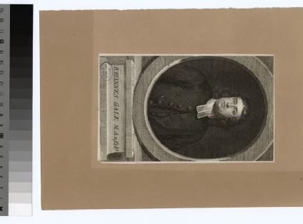 Portrait of J. Gale