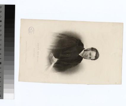 Portrait of W. Gill