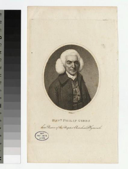 Portrait of P. Gibbs