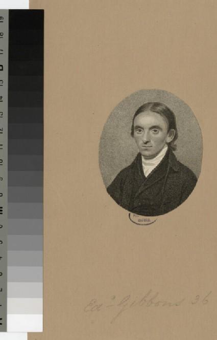 Portrait of E. Gibbons