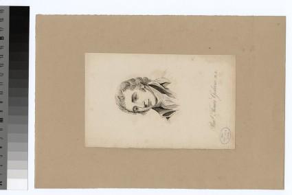 Portrait of T. Gisborne