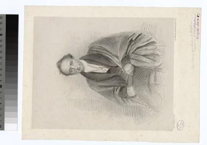 Portrait of Revd H. Girdlestone