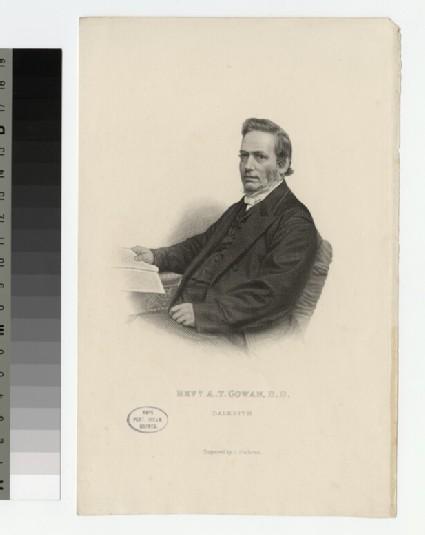 Portrait of A. T. Gowan