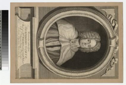 Portrait of Humphrey Gower