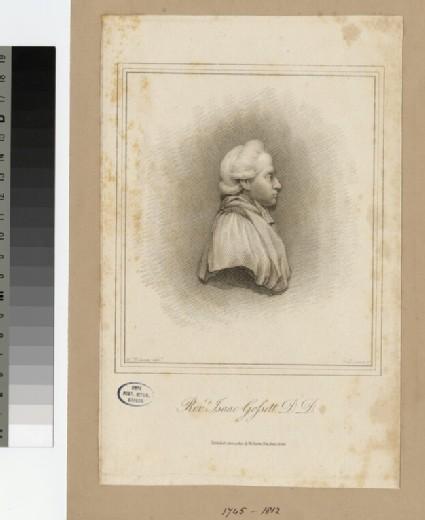 Portrait of I. Gossett