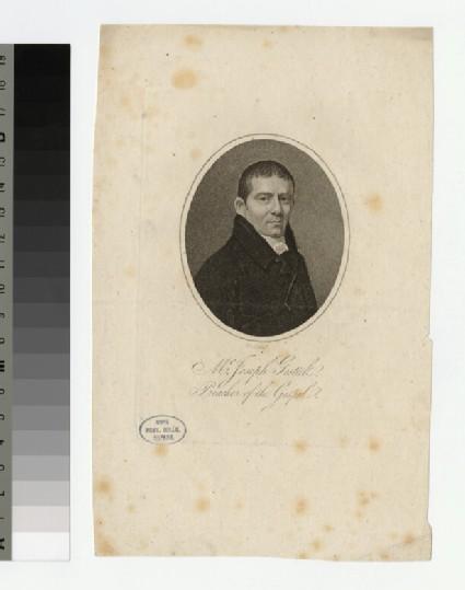 Portrait of J. Gostick