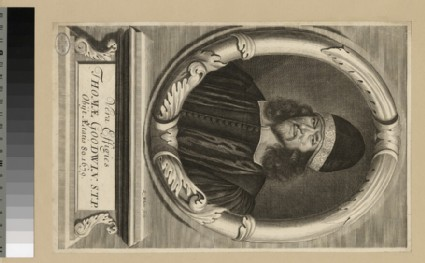 Portrait of Revd Dr T. Goodwin