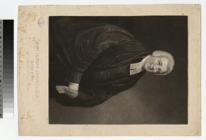 Portrait of Revd J. Goodall