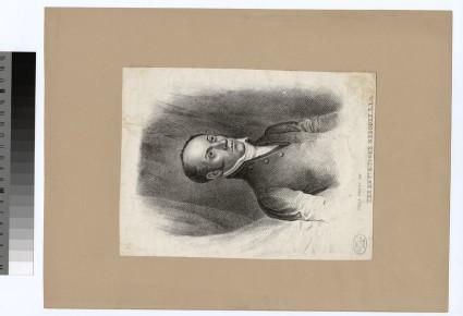 Portrait of E. T. Gregory