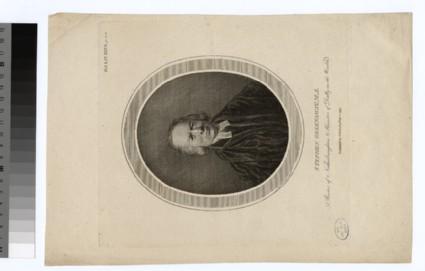 Portrait of Revd Stephen Greenaway
