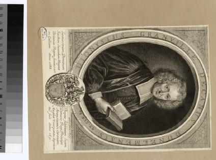 Portrait of Very Revd Dr D. Granville