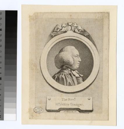 Portrait of Revd J. Granger