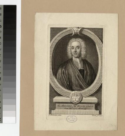 Portrait of H. Grove