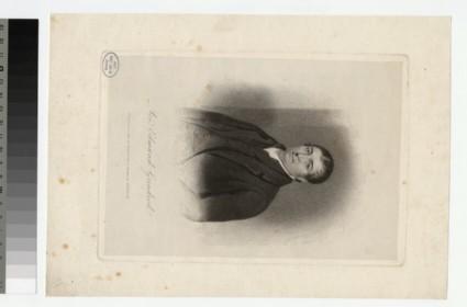 Portrait of Edmund Grindrod