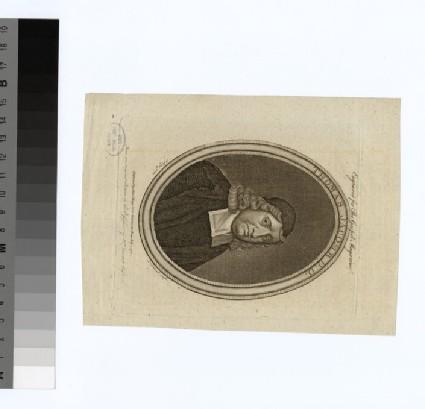 Portrait of Thomas Jacomb