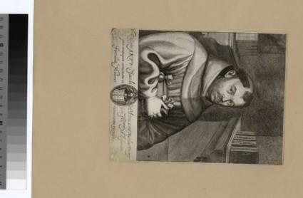 Portrait of Jacobus Hibernus