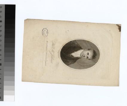 Portrait of Mr Jackson