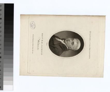 Portrait of E. D. Jackson