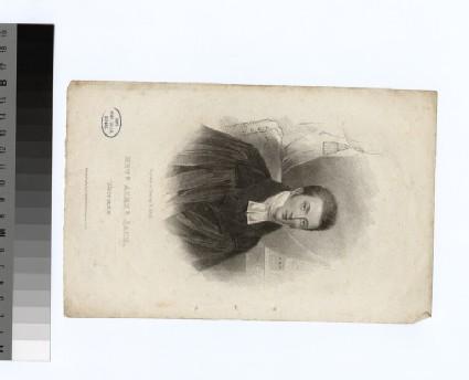 Portrait of A. Jack