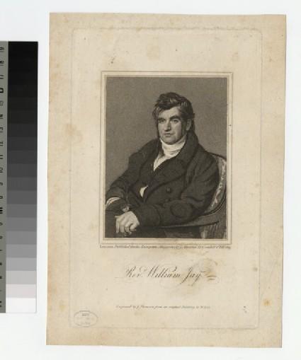 Portrait of W. Jay