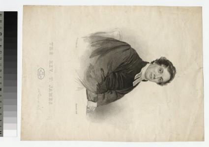 Portrait of T. James