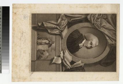 Portrait of Revd Dr T. James