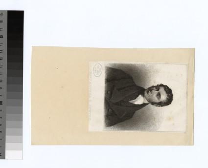 Portrait of A. G. Jewitt
