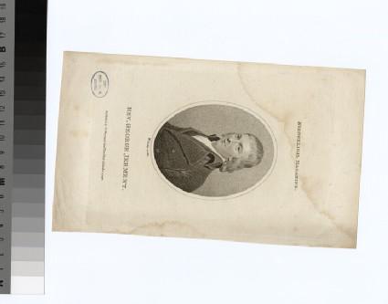 Portrait of G. Jerment