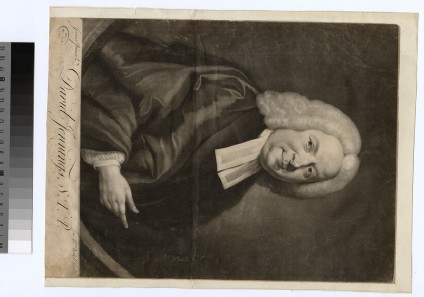 Portrait of David Jennings