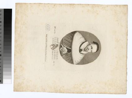 Portrait of Bishop J. Jegon