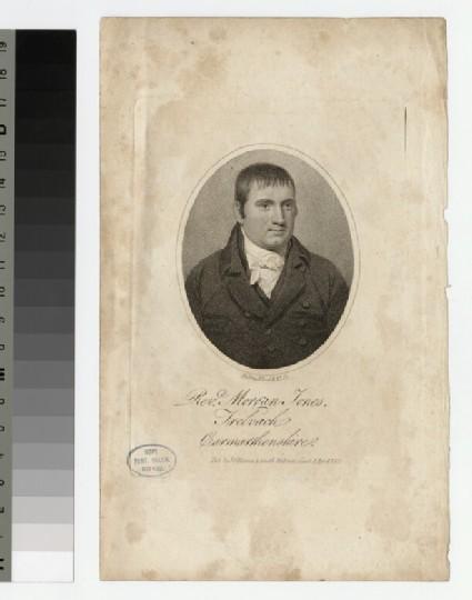 Portrait of M. Jones