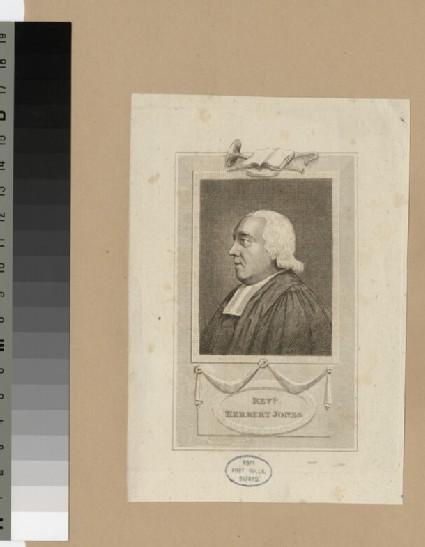 Portrait of H. Jones