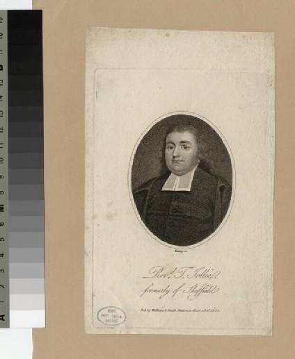 Portrait of T. Jollie
