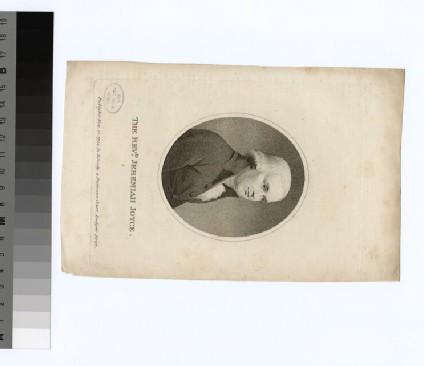 Portrait of J. Joyce