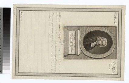 Portrait of John Jortin