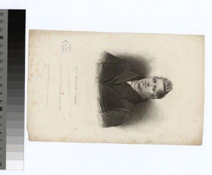 Portrait of W. Jones