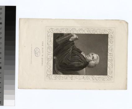 Portrait of Revd W. Jones
