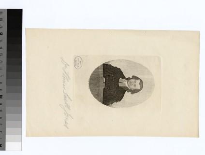 Portrait of T. S. Jones
