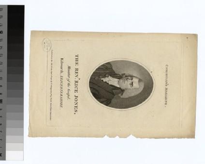 Portrait of R. Jones